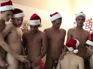 Gay russian farm boys By this time even Santa had his dick o