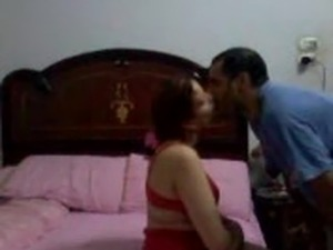 Arab Mature with Young Lover P3