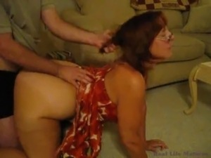 BIG PLUMP ASS GILF Mature free