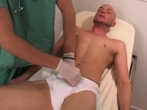 Boys nude in doctor gay I slurped the doctor's testicles as