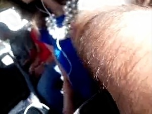 NG groped and touch breasts on the bus