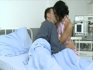 Patient's housewife banged By Numerous Pricks
