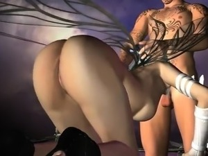 Treehouse - Amazing 3D hentai adult archive