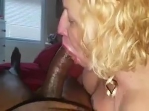 girlfriends mother cant resist a bit of black