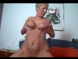 German Granny very hot!