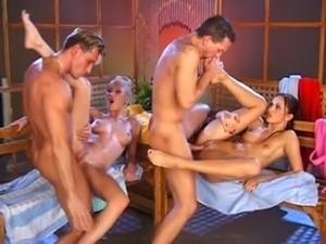 Razz- scambisti in sauna