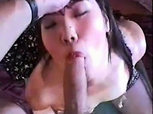 Assfucked asian swallows