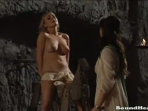 Slave Tears in Rome baths
