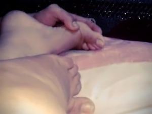 play in arab feet my wife