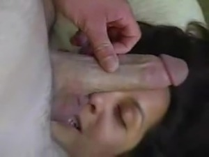 Exposed Wife Gets Hot Facial