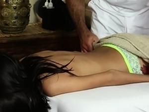 Secret movie from very tricky massage motel