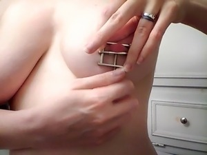 nipples self punishment