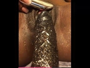 A few good ebony squirt compilation part 3