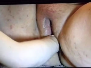 Buster Chuff fists Busty Miss 87