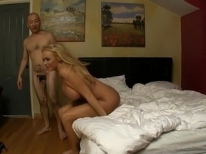 AMWF: Asian Cock Makes SUMMER BRIELLE Squirt MULTIPLE Times