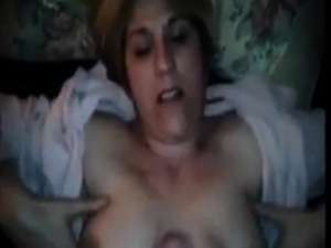Jerking down to her experience and huge breasts