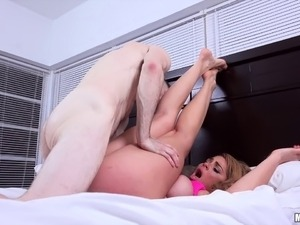 It's always nice to see Skyla Novea impaling herself on the boner