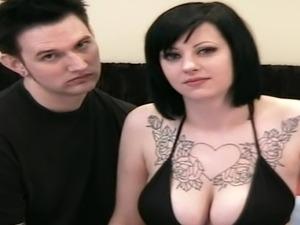Trish gorgeous big titty slut