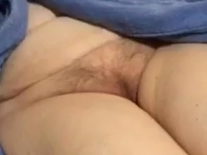 BBW Wife Clair Thick Thighs and Pussy Close Up