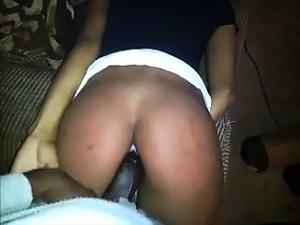 Marcela from 1fuckdatecom - Black anal couple