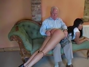 Spanked till Climax