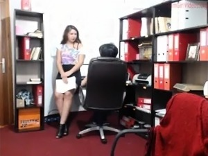 fatisa at the office