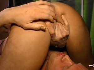 HausFrau Ficken - German amateur housewife in exciting fuck