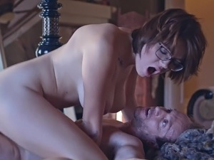 Russian House Wife being pleasure with a hard strong cock mmf