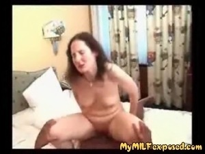 My MILF Exposed with her black big cock lover Im cuckold