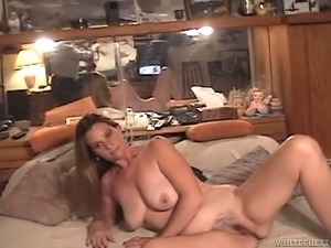 Admirable chick gets her wet fanny fucked from behind