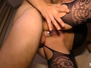SextapeGermany - German wife gets fucked in amateur sex tape