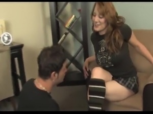 Mistress Foot Worship 13