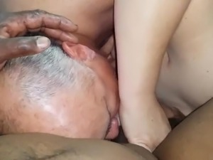 black fucked me in front of wife