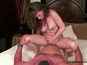 BBW Jonelle and other nervous first time desperate amateurs