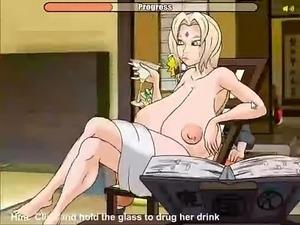 naruto slaker tsunade sex