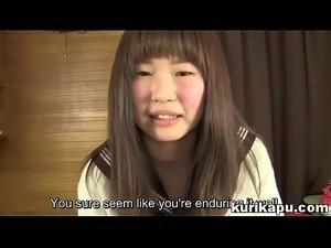 Subtitled Japanese schoolgirl pee desperation game in HD - kurikapu.com