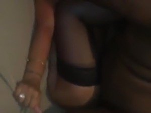 Hot Young Wife Screams on her First Black Cock