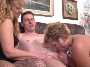 Mature moms want to experience new interesting things