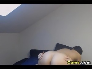Lustful Couple Having Great Passionate Sex