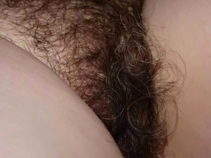 My mature hairy wife! Amateur!