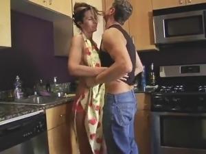 Hot girl giving nude handjob