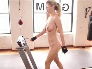 Awesome Naked Workout