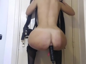 Crazy anal fuck