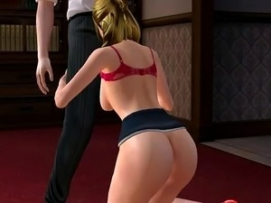 Hentai3d fuking animation