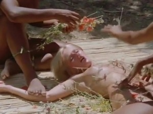 Hot Scenes from The Devil Hunter