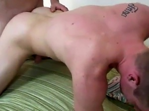 Naked straight men who cum and college sleeping guy gay Josh