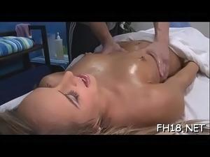 Nude massage video