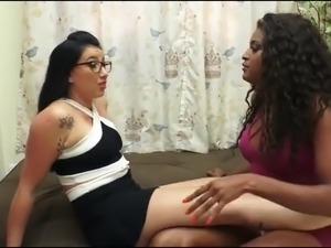 Brazilian Lesbians V