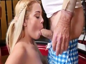 Skinny granny anal old Age ain't nothing but a number!