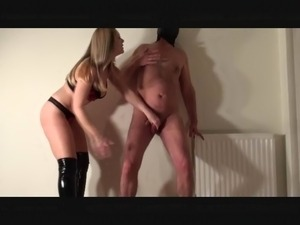Boots Ballbusting